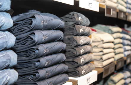 Hoe draag je een tapered jeans?